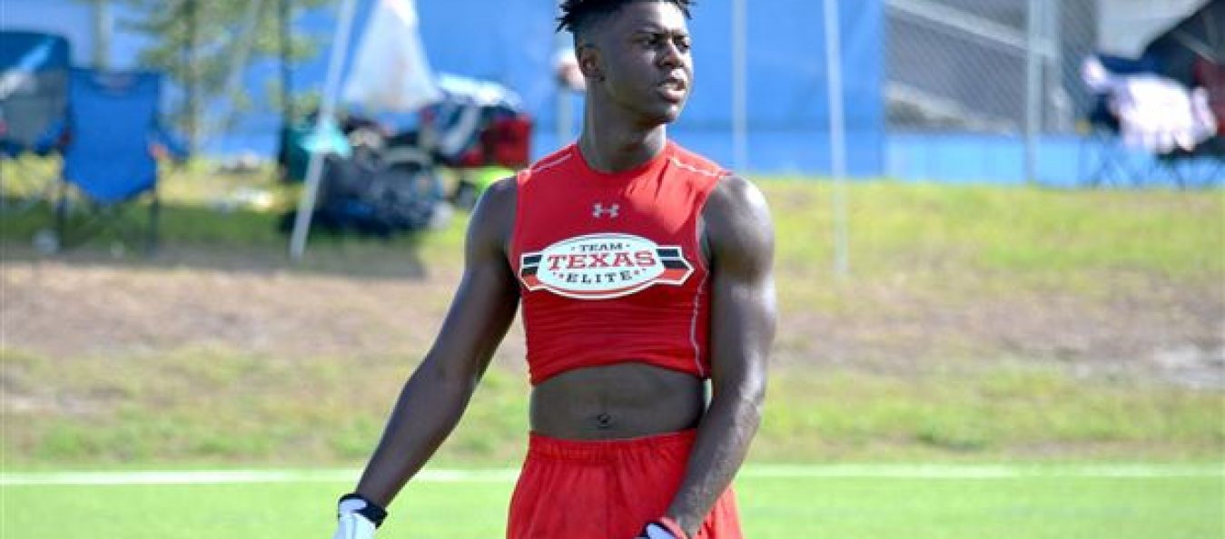 Kary Vincent Jr., nation's No. 22-ranked prospect, commits to LSU